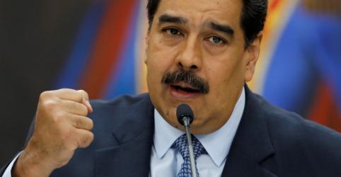 Maduro alerta sobre 'medidas diplomáticas' contra críticos da América Latina
