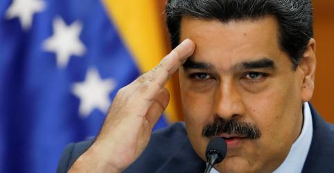 Placeholder - loading - Imagem da notícia Maduro inicia novo mandato em Venezuela cada vez mais isolada