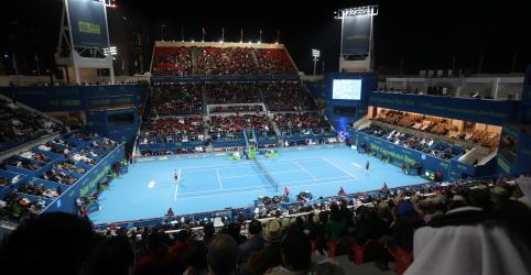 Polícia espanhola investiga 28 jogadores de tênis por manipulação de resultados
