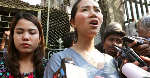 Placeholder - loading - Imagem da notícia Tribunal de Mianmar rejeita recurso de repórteres da Reuters presos