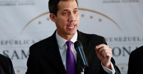 Placeholder - loading - Imagem da notícia Líder do Parlamento da Venezuela se diz preparado para assumir Presidência