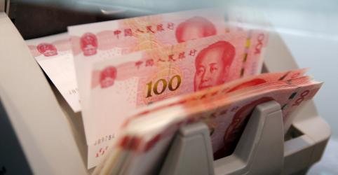 Placeholder - loading - Exportações da China têm maior contração em 2 anos e aumentam riscos para economia global