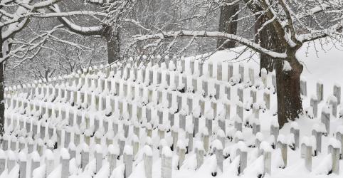 Placeholder - loading - Tempestade de inverno que assolou Estados Unidos se aproxima do fim