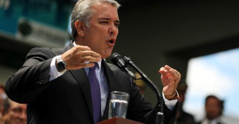 Placeholder - loading - Imagem da notícia América do Sul criará bloco regional para se contrapor à Venezuela, diz presidente da Colômbia