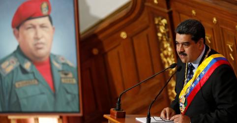 """Placeholder - loading - """"Bolsonaro é Hitler!"""", afirma Maduro em meio a tensão com o Brasil"""