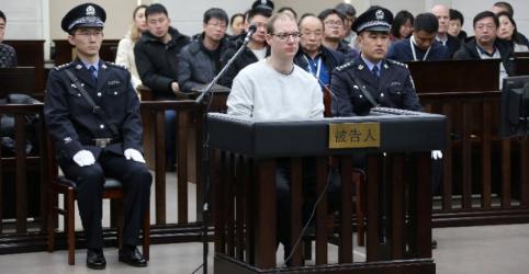 Placeholder - loading - Canadense condenado à morte por tráfico de drogas na China irá recorrer, diz advogado