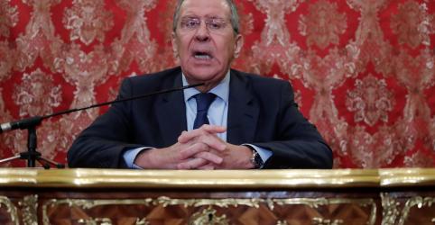 Placeholder - loading - Rússia diz estar alarmada por conversas dos EUA sobre opção militar para Venezuela