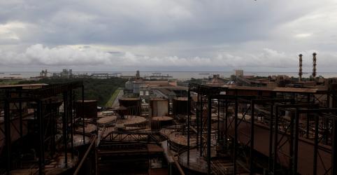 Placeholder - loading - Imagem da notícia Pará retira embargo à produção da Alunorte; ações da Norsk Hydro disparam