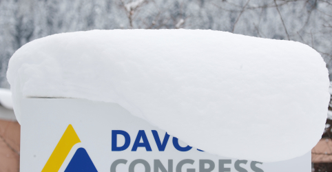 Previsões sombrias para Davos: excesso de crises, mas escassez de líderes mundiais