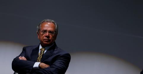 Guedes quer que discurso de posse ecoe em Davos, Previdência é 1º pilar, diz fonte