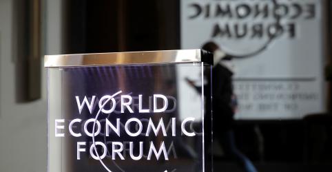 Preocupações com comércio afetam ânimo de CEOs em Davos