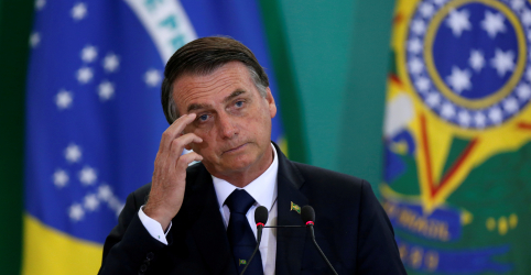 Bolsonaro deve despachar do hospital após cirurgia na semana que vem