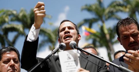 Placeholder - loading - Trump pode reconhecer líder da oposição Juan Guaidó como presidente da Venezuela, dizem fontes