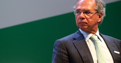 REEDIÇÃO-ENTREVISTA-Reforma da Previdência pode render economia de até R$1,3 tri em 10 anos, diz Guedes
