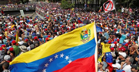 Placeholder - loading - Imagem da notícia Rússia alerta EUA contra intervenção militar na Venezuela