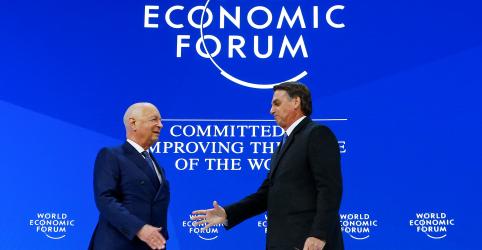 Placeholder - loading - Bolsonaro diz que Brasil precisa reverter déficit e fazer reformas para recuperar confiança