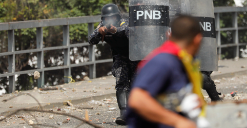 Placeholder - loading - Imagem da notícia Secretário-geral da ONU pede diálogo e investigação de mortes na Venezuela
