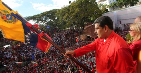Placeholder - loading - Imagem da notícia EUA rejeitam decisão de Maduro de romper laços diplomáticos