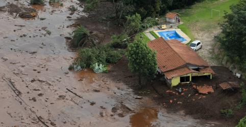 Placeholder - loading - Rompimento de barragem da Vale atinge comunidade em Minas Gerais