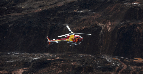 Placeholder - loading - Rompimento de barragem da Vale em MG deixa ao menos 7 mortos e 150 desaparecidos