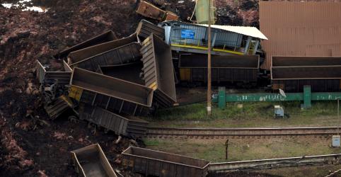 Cerca de 100 funcionários da Vale estão desaparecidos após rompimento de barragem, diz bombeiro