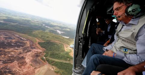Placeholder - loading - Imagem da notícia Governo pode liberar recursos do FGTS para ajuda em Brumadinho, diz Bolsonaro