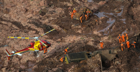 EXCLUSIVO-Novo desastre envolvendo Vale pode mudar rumo de negociações no caso Samarco, diz MPF