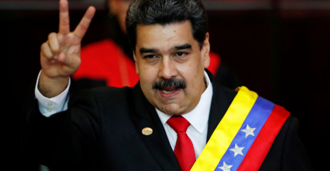 Placeholder - loading - Imagem da notícia Maduro rejeita novas eleições, mas diz que está pronto para o diálogo