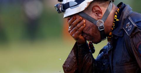 Placeholder - loading - Imagem da notícia Sobe para 65 número de mortos por rompimento da barragem em Brumadinho, há 279 desaparecidos