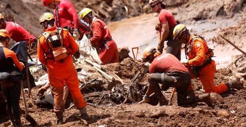 Placeholder - loading - Lama de barragem da Vale em Brumadinho não deve chegar à represa de Três Marias, diz secretário