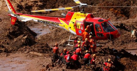 Placeholder - loading - Imagem da notícia Vale desaba 24,5% e perde mais de R$70 bi em valor de mercado após tragédia em MG