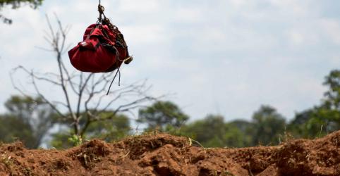 Placeholder - loading - Sobe para 65 número de mortos por rompimento da barragem em Brumadinho, há 279 desaparecidos
