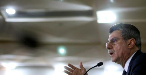 Placeholder - loading - Imagem da notícia Candidatura do MDB ao comando do Senado será definida na 5ª, diz Jucá