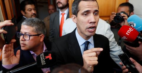 """Placeholder - loading - Imagem da notícia EUA alertam sobre """"sérias consequências"""" após Venezuela tomar medidas contra Guaidó"""