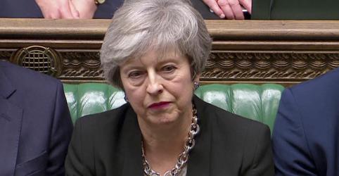 Placeholder - loading - Parlamentares britânicos instruem May a exigir renegociação de acordo do Brexit; UE rejeita