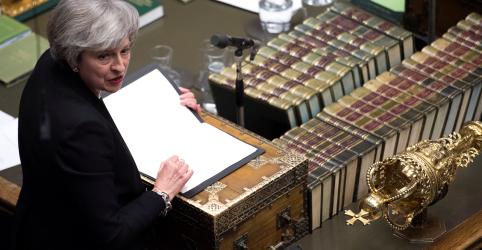 May entra em rota de colisão com UE sobre Brexit após exigência do Parlamento por renegociação