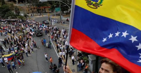 Placeholder - loading - Trump reafirma apoio a líder da oposição venezuelana Guaidó em telefonema