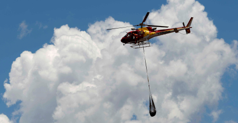 Placeholder - loading - Imagem da notícia Chega a 99 número de mortes por rompimento da barragem em Brumadinho, há 259 desaparecidos