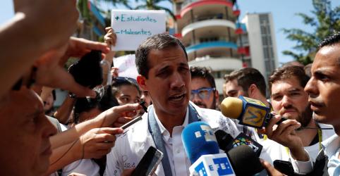 Venezuela detém jornalistasde Colômbia, Espanha e França