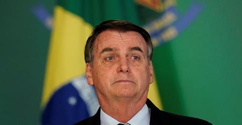 Bolsonaro diz que segue se 'recuperando e trabalhando do hospital'