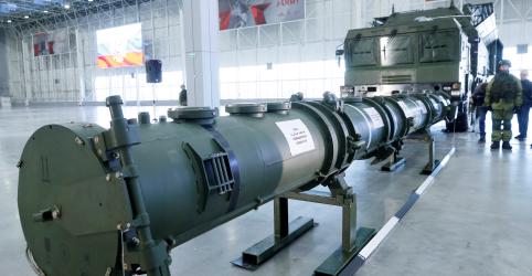 Placeholder - loading - Imagem da notícia EUA romperão pacto nuclear com Rússia devido a fracasso de conversas