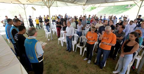 Placeholder - loading - Imagem da notícia Sobe a 110 número de mortos por rompimento da barragem da Vale em Brumadinho
