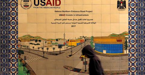 Placeholder - loading - Imagem da notícia EUA suspendem assistência a palestinos na Cisjordânia e em Gaza