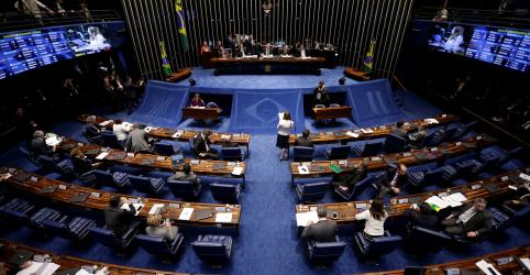 Placeholder - loading - Em derrota para Renan, Senado define votação aberta para presidência da Casa