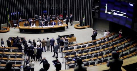 Placeholder - loading - Imagem da notícia Em discurso para eleição da presidência da Câmara, Ramalho promete portas abertas aos deputados
