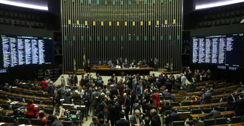 Placeholder - loading - Deputados iniciam votação para presidente da Câmara