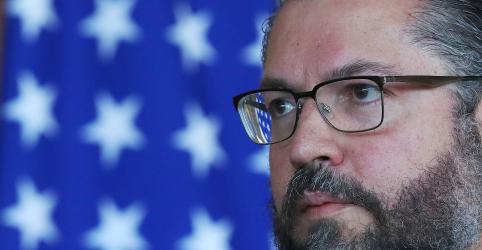 Placeholder - loading - Chanceler mostra otimismo, mas indica que Brasil não tem informação sobre negociações para fim de governo Maduro
