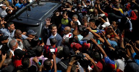 Placeholder - loading - Imagem da notícia Países da Europa reconhecem Guaidó como presidente da Venezuela