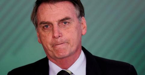Bolsonaro diz no Twitter que estado de saúde está em 'plena evolução'