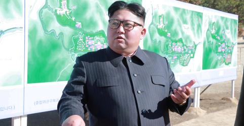 Placeholder - loading - Coreia do Norte está protegendo mísseis nucleares, dizem monitores da ONU